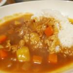 【食】カレー