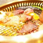 【食】焼き肉屋さんで焼肉食べました