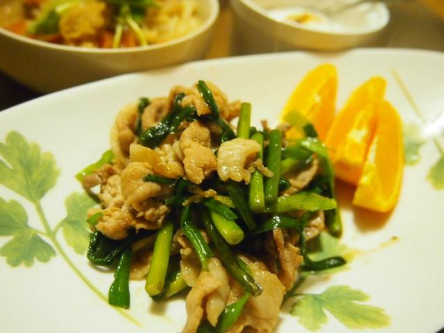 スタミナ野菜炒め焼肉味