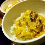 【食】卵丼とお味噌汁、ガリガリ君キウイ味