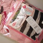 ニッセンで出産準備品を2点購入(パジャマ)