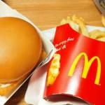 【食】マックでフィレオフィッシュとマックフロート!