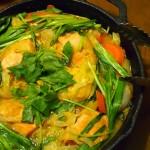 【食】筍ご飯、ちゃんちゃん焼き