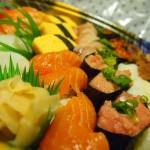 【食】出前の寿司(注意が必要なお魚は?)