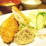 【食】ササミフライ