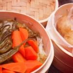 【食】蒸し野菜