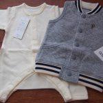 ベルメゾンのジータ新生児サイズのベビー服で出産前に買った服